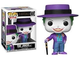Funko Pop  The Joker El Guasón Batman Forever Película