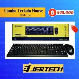Mouse y teclado combo Jertech