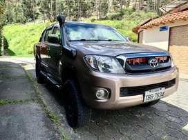 Toyota Hilux 2011 4x4 diesel full