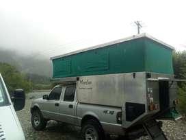 Camper pop up
