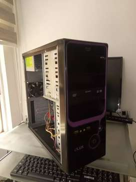 PC escritorio, ram 3GB, Disco duro 320GB
