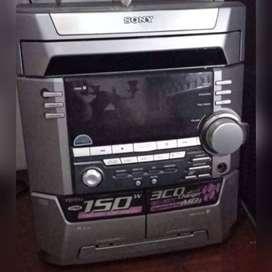Se vende este equipo de sonido Sony