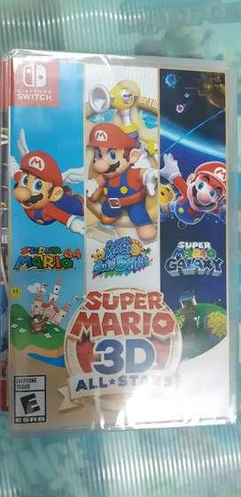 Súper mario 3d all stars