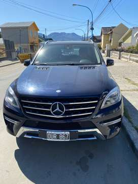 Vendo camioneta Mercedes Benz ml400 2015 Estado general muy bueno poco uso único dueño