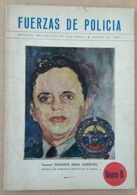 Revista Fuerzas de Policia Ene 1954