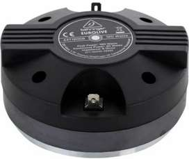Consola de sonido y controlador de agudos