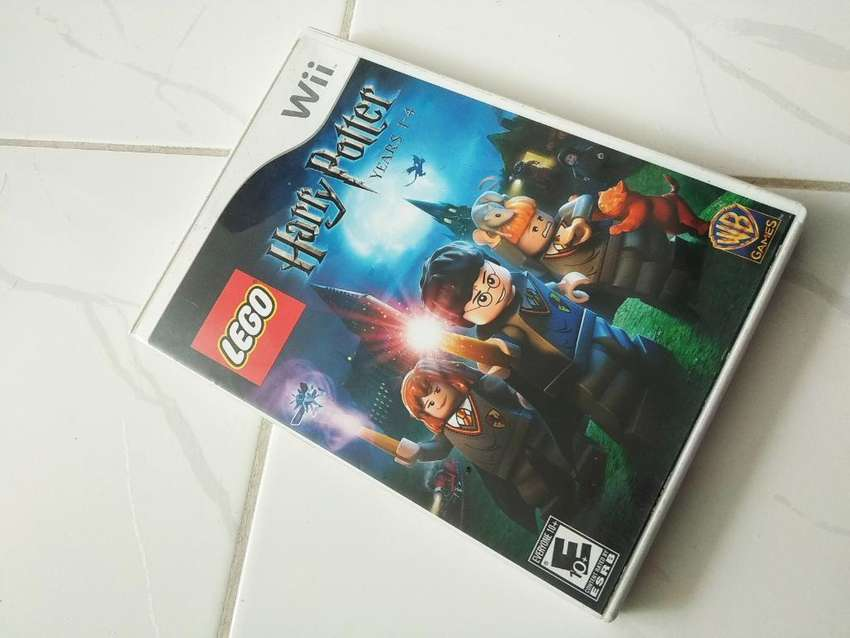 Lego Harry Potter Years 1-4 0