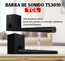 BARRA DE SONIDO TCL CON GARANTIA