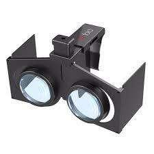 Gafas De Realidad Virtual 3d Plegables Plastico Vrbox