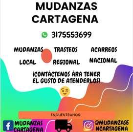 ACARREOS BARATOS CARTAGENA