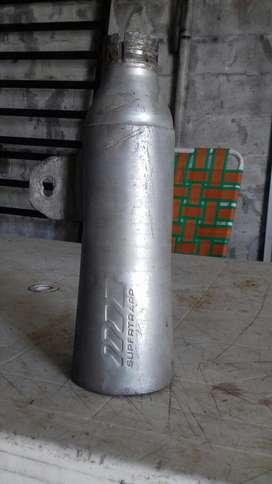 Vendo Supertrapp Original de Aluminio
