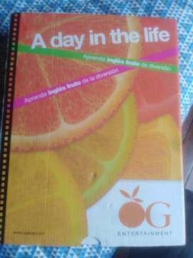 curso de ingles A day in the life