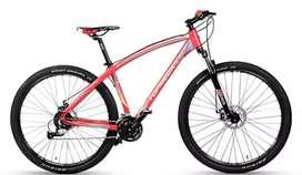 Bicicleta MTB rod 29