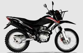 Moto Lifan 250