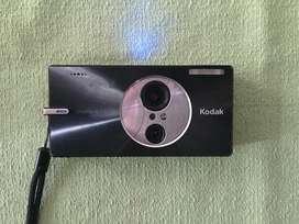 Máquina Fotos Digital Kodak Dual Lens tarjeta memoria