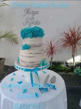 Torta boda aniversario 21