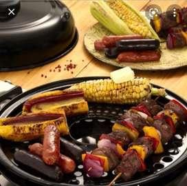 Asatodo (convierte rapidamente cualquier estufa a gas en una parrillada para tus asados)