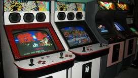 arcade teken 2 ó 3