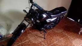 NKD 125  modelo 2012