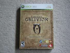 Elder Scrolls Iv Oblivion Collector's Edition Xbox 360