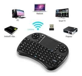 Remato Mini Teclado Inalámbrico Airmouse Android Smart Tv