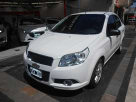Chevrolet Aveo G3 LT año 2012