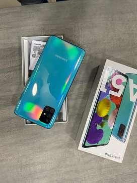 Samsung a51 en perfecto estado