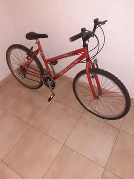 Vendo bicicleta $16000