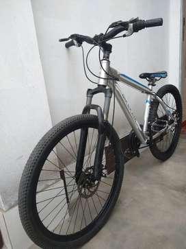 Bicicleta montañera bikekam