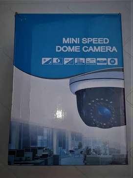 Domo analogo 10x Mini speed dome camera