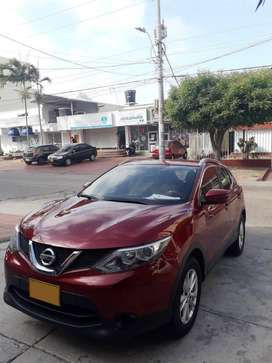 Nissan Qashqai Automática 2.0 4x2 2016