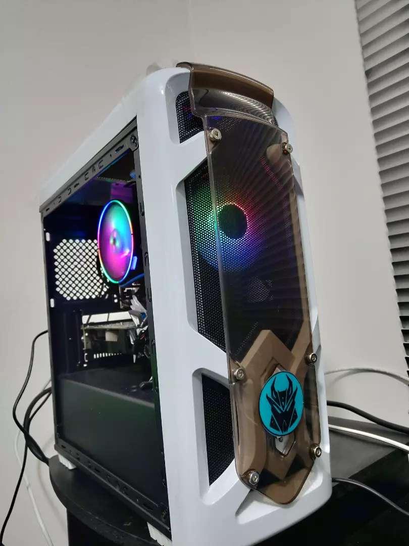 Pc gamer Intel i5 4570t con tarjeta de video r7 260x 2gb ddr5 0