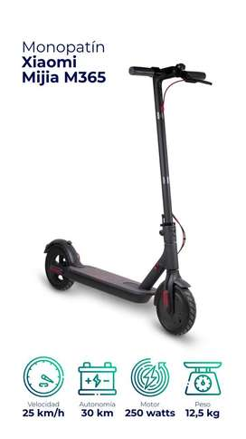 Monopatín eléctrico scooter XIAOMI  Mijia M365