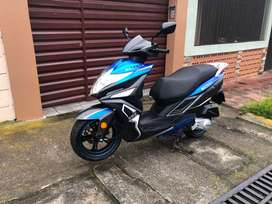 Scooters 175 cc