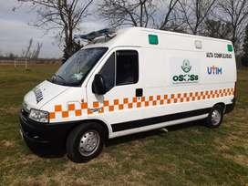 Ambulancia utim