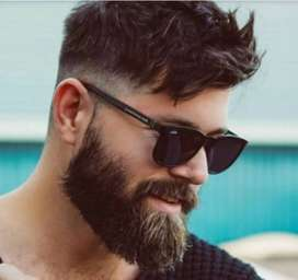 Se necesita barbero con experiencia, para relevos.