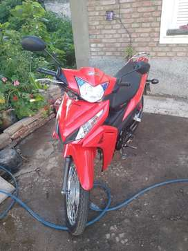 Vendo Honda New Wave Como Nueva
