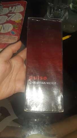 Perfume pulso