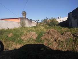 Terreno 12x28. Total 334 mts cuadrados con titulo