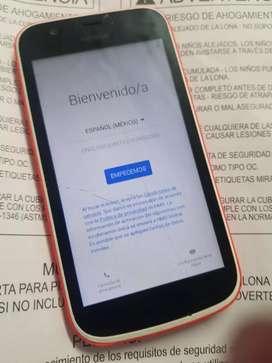 Nokia one android 8.1 libre, pantalla apenas astillada, funciona perfecto. Zona san justo