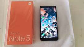 Vendo Xiaomi Redmi note 5 de 64 GB