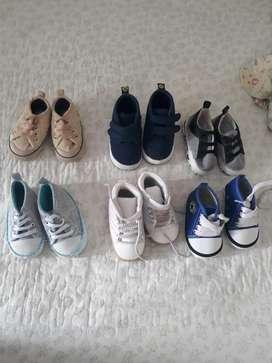 Zapatos de Bebe 3-6 Meses