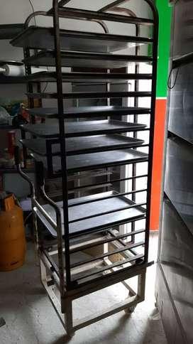 Máquinas de panaderia