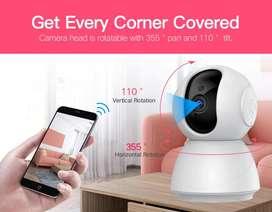 SDETER 1080P cámara IP cámara de seguridad inalámbrica WiFi CCTV