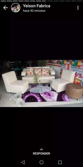 Venta de muebles y salas