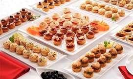 Se realiza toda clase de bocaditos, tortas, cup cake para fiestas, reuniones etc.