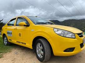 Taxi Jac Star J3 modelo 2014 full