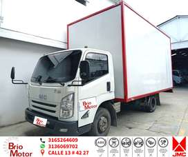 CPR camión jmc doble llanta de 4.5 toneladas