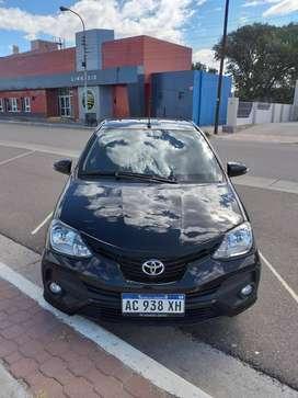 Toyota Etios XLS 6MT L/18