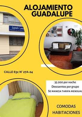 Alojamiento Guadalupe